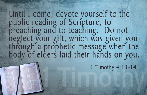 1 timothy 31 13 essay Officers in 1 timothy 3:1-13 timothy had been charged with the spiritual oversight of the church at ephesus, and one of his tasks was to look after the ordination of new elders and deacons.