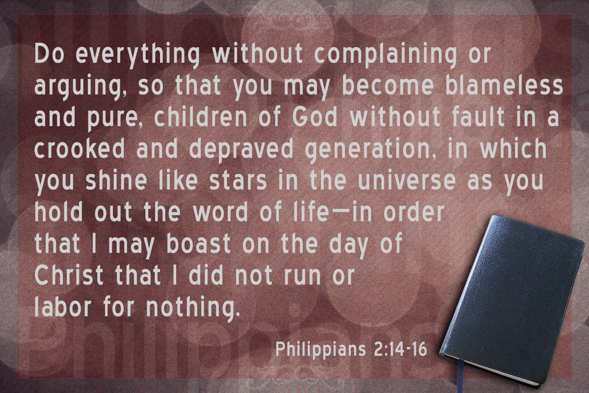 Memorize Scripture Philippians 2 14 16 Jeffrandleman Com